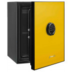 Phoenix Spectrum LS6001EY Digital Yellow 60 min Fire Safe - door ajar