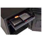 Phoenix Spectrum Plus LS6011FB Titanium Black Luxury Fire Security Safe drawer