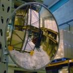 Securikey Econovex Interior Convex Mirror 500mm