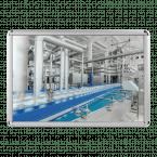 Vialux 6801PL 64x84cm Flat Safety Mirror | Aluminium Frame