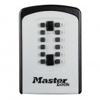 Push Button Large Heavy Duty Outdoor Key Safe with Thermoplastic Cover Perfect Weather Resistant.