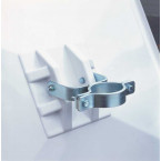View-Minder 2 Acrylic Traffic Convex Mirror - 243.12.742 - rear view
