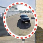 Traffic Mirror Convex Acrylic - View-Minder 600mm