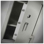 Dudley Multi Purpose Security Storage Cabinet Size 2 - door bolts