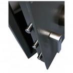Chubbsafes Omega Safe Door slightly door made from 10 millimetre steel