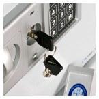 Burton KS133 Key Storage Cabinet Electronic Lock133 Keys - Override key for digital lock