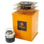 "Hydan Platinum Size 3 £35,000 Rated 15"" Round Door Floor Safe - Electronic Lock"