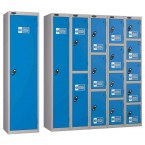 Probe PPE 5 Range of Personal Protection Equipment Combination Locking Lockers