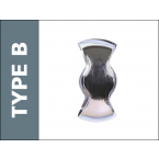 Probe Type B Padlock Hasp Lock