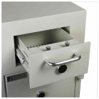 Dudley Eurograde 3 £35,000 Drawer Drop Security Safe Size 4