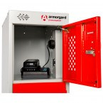 Armorgard POWERSTATION PWS6 Power Tool Charging Locker - Close Up