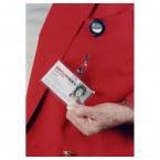 Key-Bak RMBIDCB ID Card Holder 91cm Nylon Cord