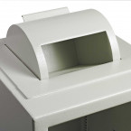 Dudley Europa 35,000 Rotary Deposit Security Safe Size 5 - rotary detail