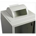 Dudley Europa £35,000 Rotary Deposit Security Safe Size 5 - Door open