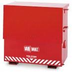 Van Vault Fire-Store Flammable Liquids Large Site Secure Storage Chest - closed