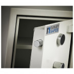 Dudley Harlech Lite S1 Size 00 Insurance Rated Security Safe - bolts