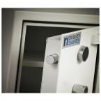 Dudley Harlech Lite S1 Home £2000 Fire Security Safe - bolts