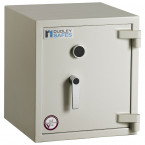Dudley Harlech Lite S2 Fire Security Safe Size 1 - Door Closed