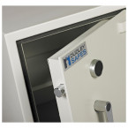 Dudley Harlech Lite S2 Fire Security Safe Size 1 - Close Up