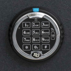 Chubbsafes Homesafe S2 35E 0 Showing S & G Digital Electronic Lock