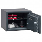 Chubbsafes Senator M1E Eurograde 1 Electronic Fire Safe door open
