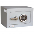 Digital Security Safe - Securikey Mini Vault Gold FR 0E - door closed