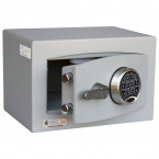 Digital Security Safe - Securikey Mini Vault Gold FR 0E - door ajar