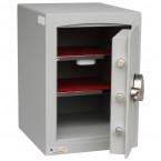 Securikey SFMV2FRZE-G Mini Vault Gold Digital Security Safe - door open