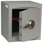 Securikey SFMV3FRZE-G Mini Vault Gold Digital Security Safe - Door Ajar