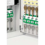 Securikey Key Vault KV030ZE Key Cabinet Interior