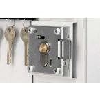 Key Vault EuroKey Deep 100 Key - Securikey KVD100K lock mechanism