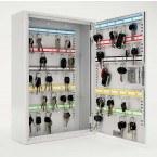 Securikey Key Vault KVP050 Cabinet Euro Lock 50 Key Bunches - door open
