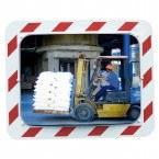 Vialux 856-SS Stainless Steel Traffic Mirror 800x600