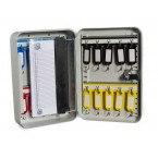 Safe Saver Key Systems Cabinet 20 hooks Combination key index