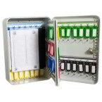 Safe Saver Key Systems Cabinet 77 hooks Combination Lock key index
