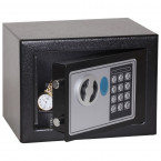 Phoenix SS0721E Compact Home Office Safe - door ajar