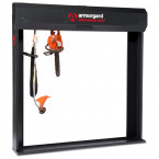 Armorgard Strimmer Safe Rack - Open Prop