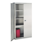 Bedford Stainless Steel Cabinet 87884
