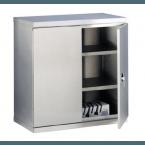 Bedford Low 2 Door Stainless Steel Cabinet 87984