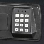Burton Standard MK2 Electronic Hotel Safe Size 1 keypad close up