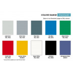 Bedford Colour Chart