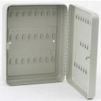 Safesaver SW-30K45 Key Storage Wall Cabinet Key Lock 45 Keys - Door Open