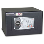 £4000 Cash Digital Security Safe - Burton Torino NMT/3P - door closed