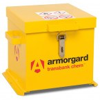 Armorgard Transbank TRB1C Portable Chemical Storage Chest - Closed