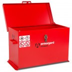 Armorgard Transbank TRB4 Portable Flammable Storage Chest- Open