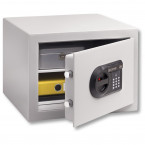 Burg Wachter Cityline C1E Electronic Locking Security Safe - Door Ajar