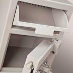 Burton Teller V51 Front Loading Deposit Safe - close up