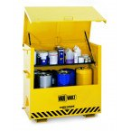The Van Vault Chem Store - On-Site Chemical Storage Box
