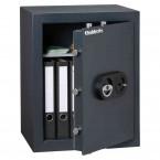 Chubbsafes Zeta 50K Eurograde 0 Keylock Security Safe door ajar