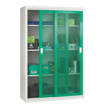 Mesh Storage Cabinets